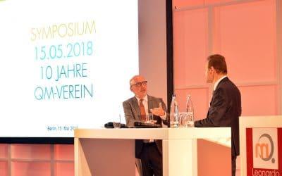 Symposium – 10 Jahre QM-Verein