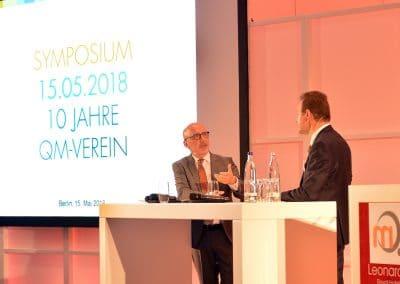 Symposium - 10 Jahre QM e. V.